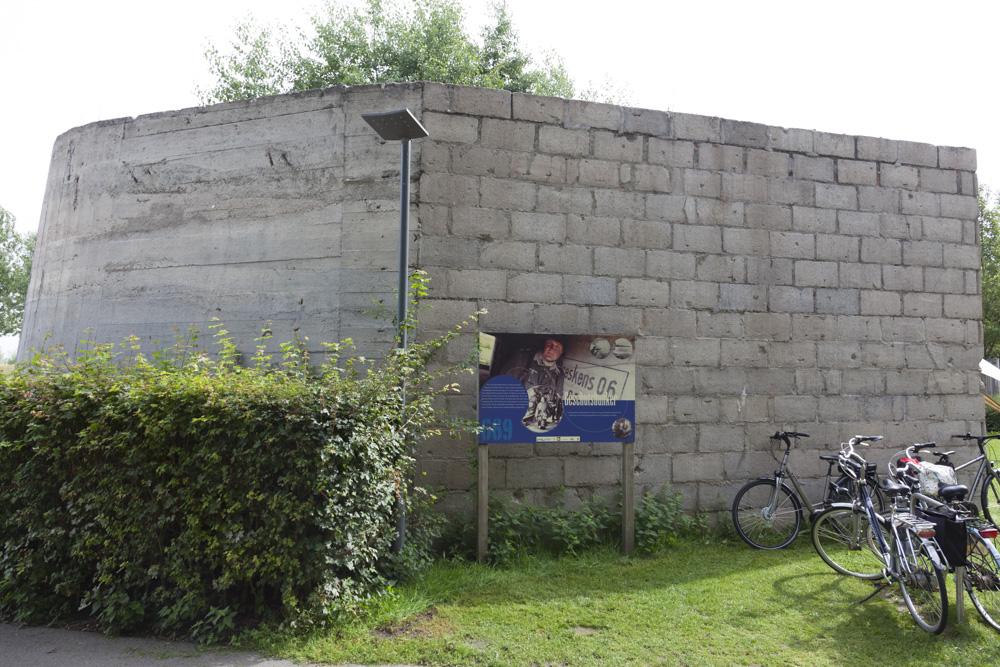 Stützpunkt Groede Bunker 10