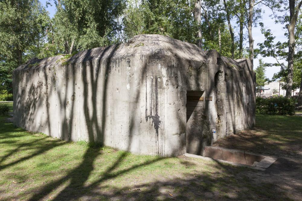 Stützpunkt Groede Bunker 8