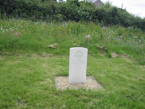 Commonwealth War Grave Ebenezer Primitive Methodist Church Memorial Garden