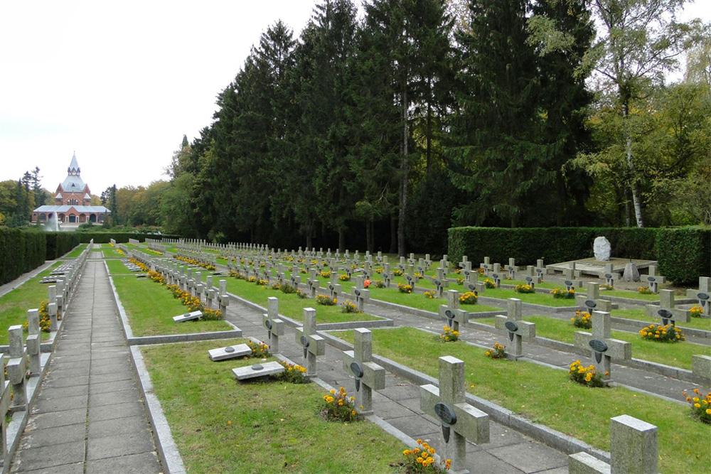 Polish War Graves Central Cemetery Szczecin