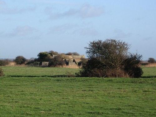 Restanten Radarstation RAF Pevensey