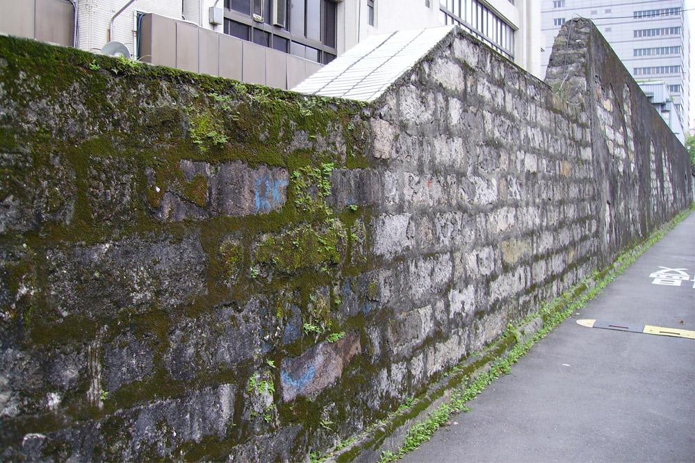 Remains Old Taipei Prison