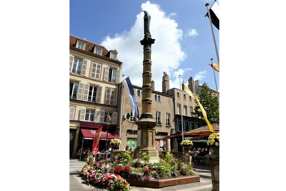 Monument Notre-Dame de Metz