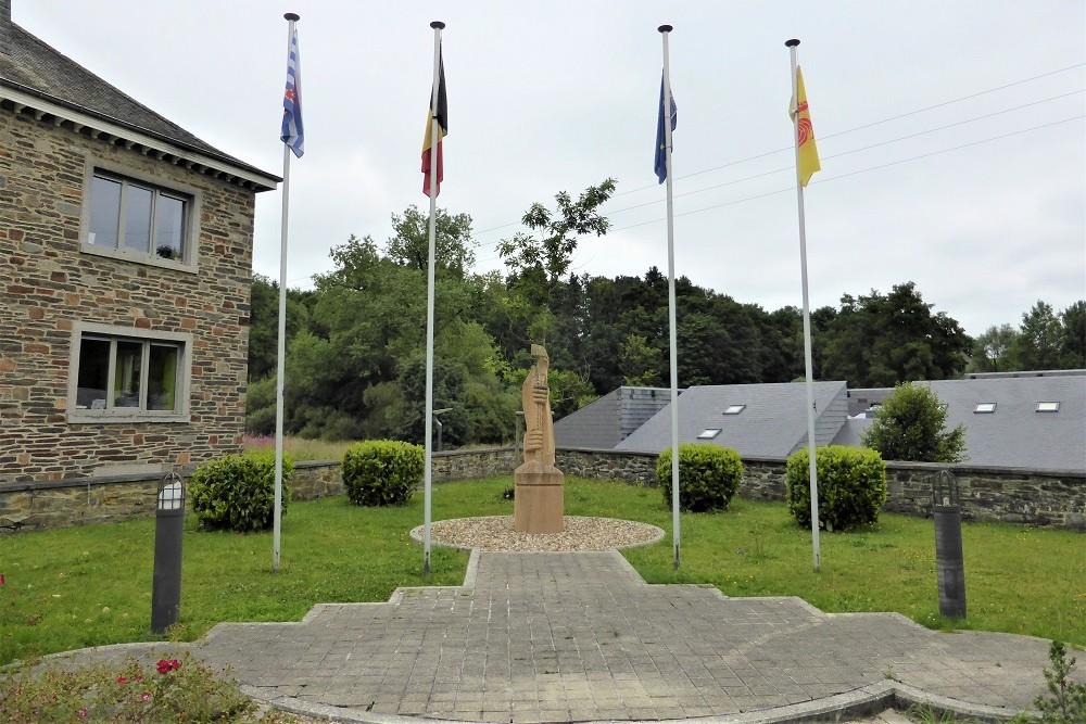 War Memorial Tenneville