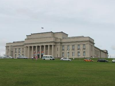Oorlogsmuseum Auckland
