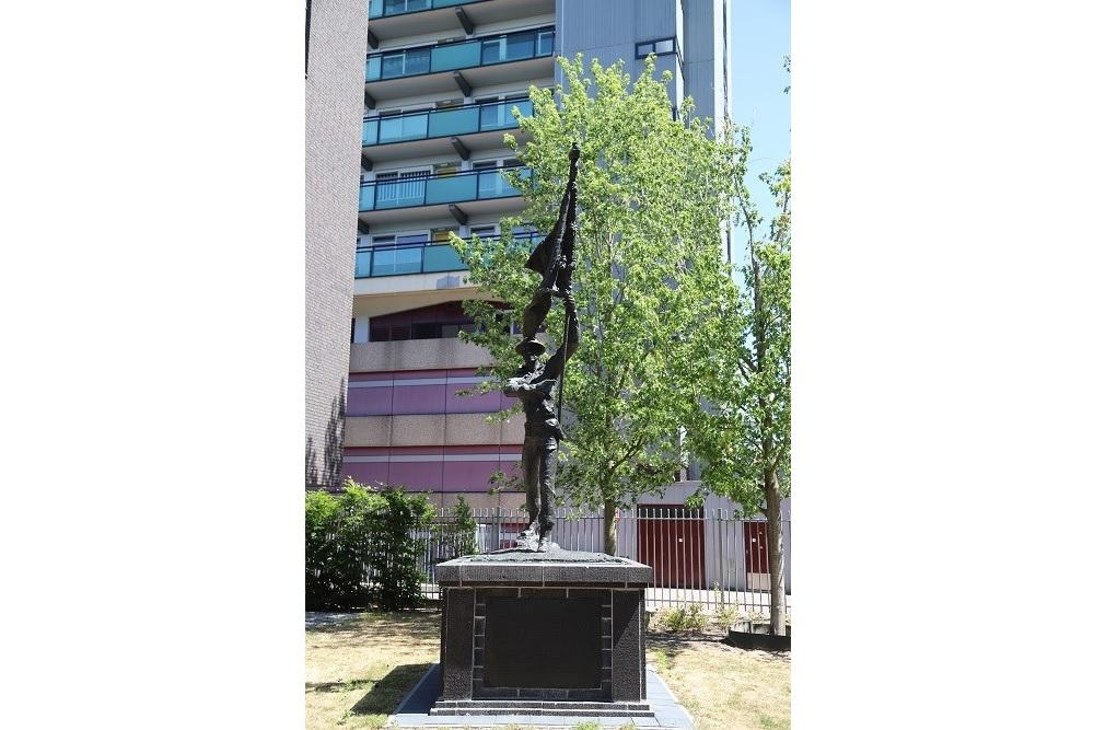 Memorial The Ensign Bearer Tilburg