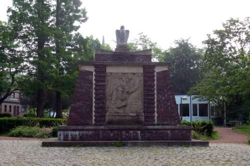 Oorlogsmonument Hinsbeck