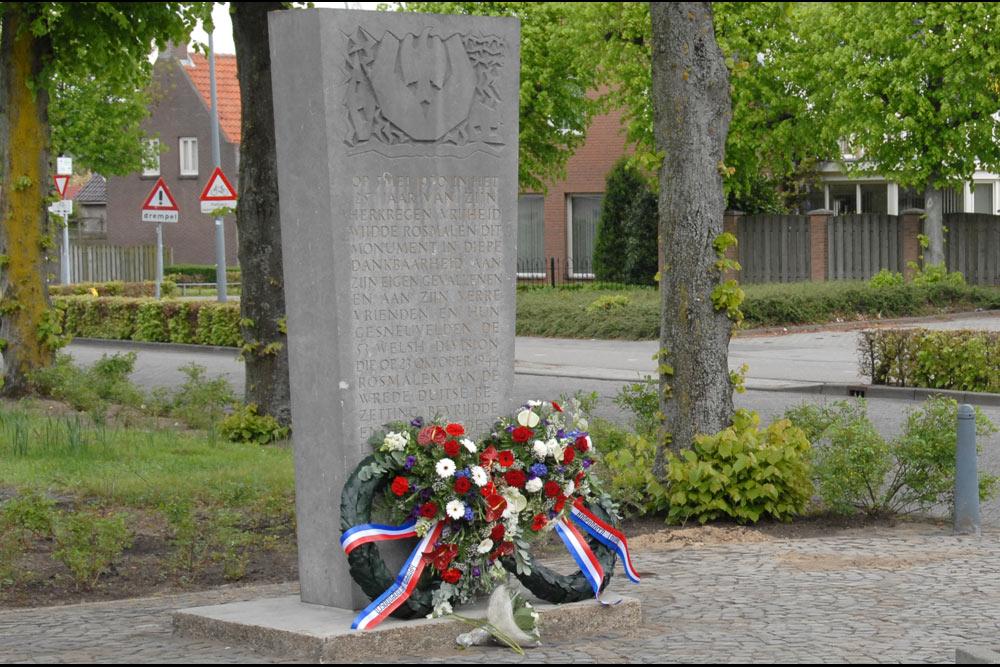 War Memorial Rosmalen