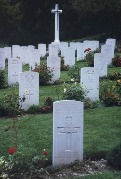 Commonwealth War Cemetery Santerno Valley