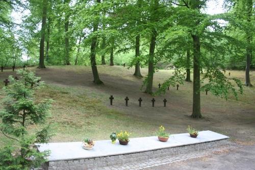 Duitse Oorlogsbegraafplaats Golm