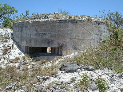 Fortificaties Startbaan