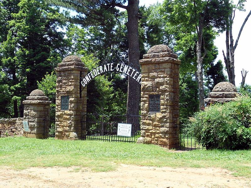Confederate Cemetery Fayetteville