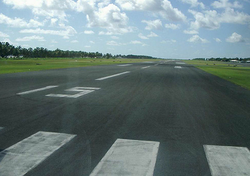 Cocos Island Airport