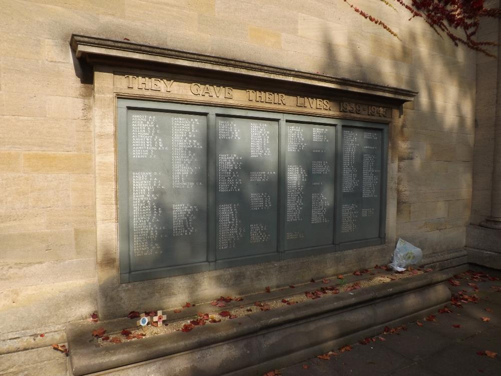 War Memorial Kettering