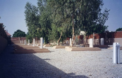 Commonwealth War Graves Kano