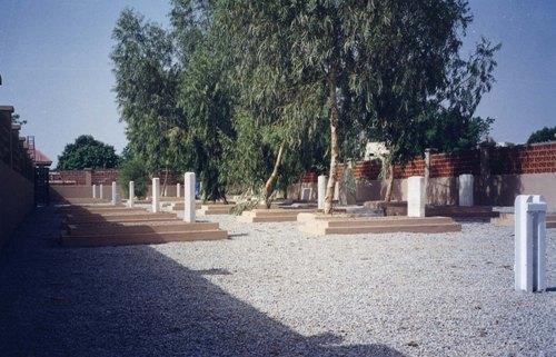 Oorlogsgraven van het Gemenebest Kano
