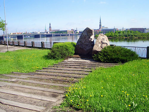 Monument tegen de Onderdrukking