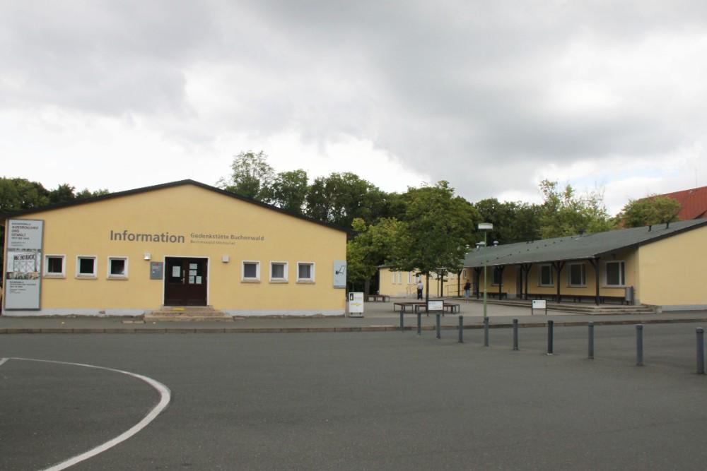 Informatiecentrum Bezoekers Concentratiekamp Buchenwald