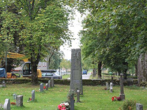Gravesite Vidkun Quisling
