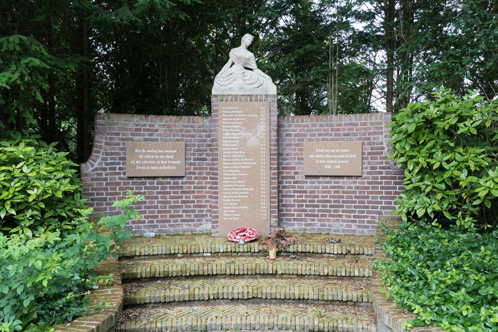 Oorlogsmonument Domburg