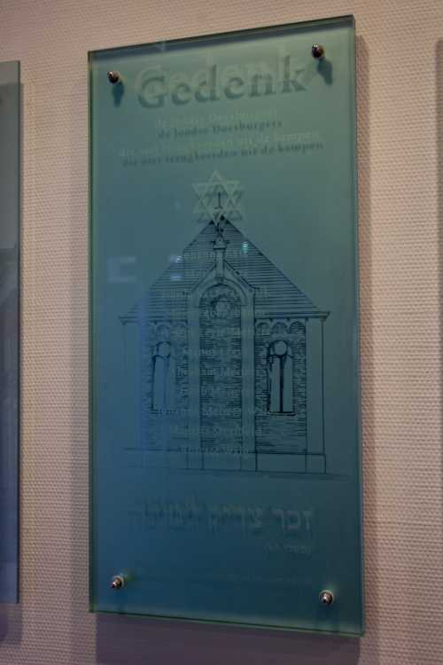 Joodse plaquette