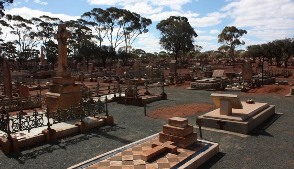 Commonwealth War Graves Kalgoorlie Cemetery