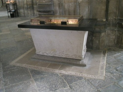 Memorial Merchant Navy Winchester Cathedral