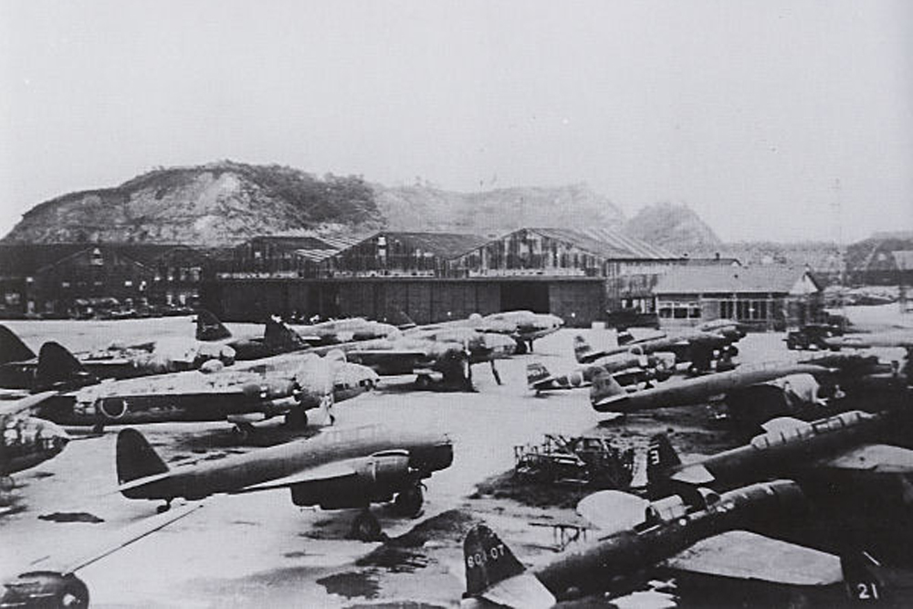 Yokosuka Navy Air Corps Oppama Base