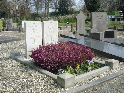 Oorlogsgraven van het Gemenebest Herwijnen