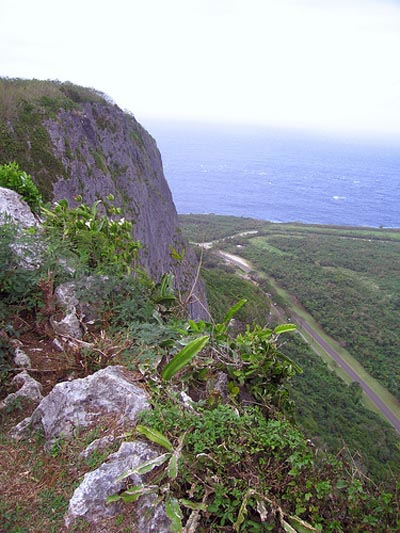 Zelfmoord Klip Saipan