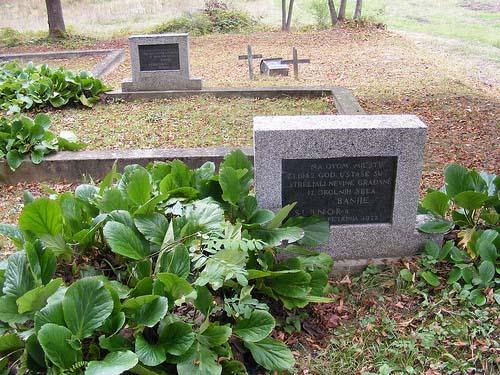 Mass Graves Civillian Casualties Petrinja