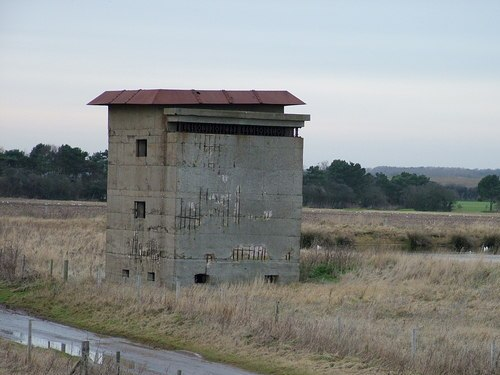 Fire Control Tower Bawdsey
