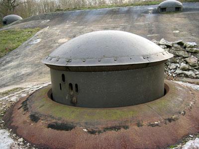 Maginot Line - Fort Bois Karre