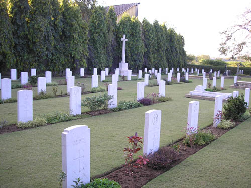 Commonwealth War Graves Madras (St. Mary's)
