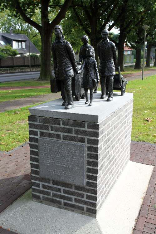 Monument Burgers Groesbeek