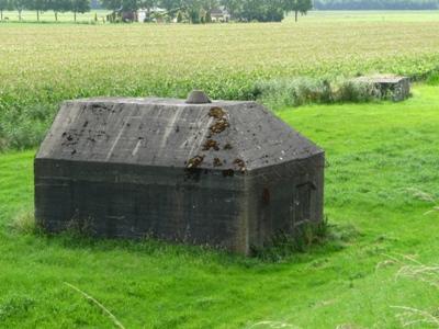Group Shelter Type P Diefdijk