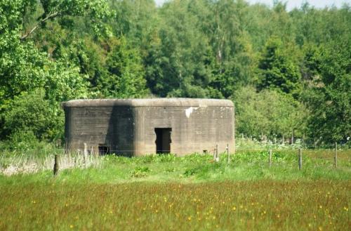 KW-Linie - Bunker TPM19