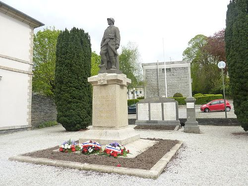 Oorlogsmonument Châteaulin