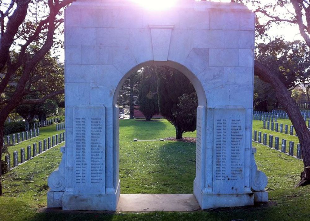 Wellington Provincial Memorial