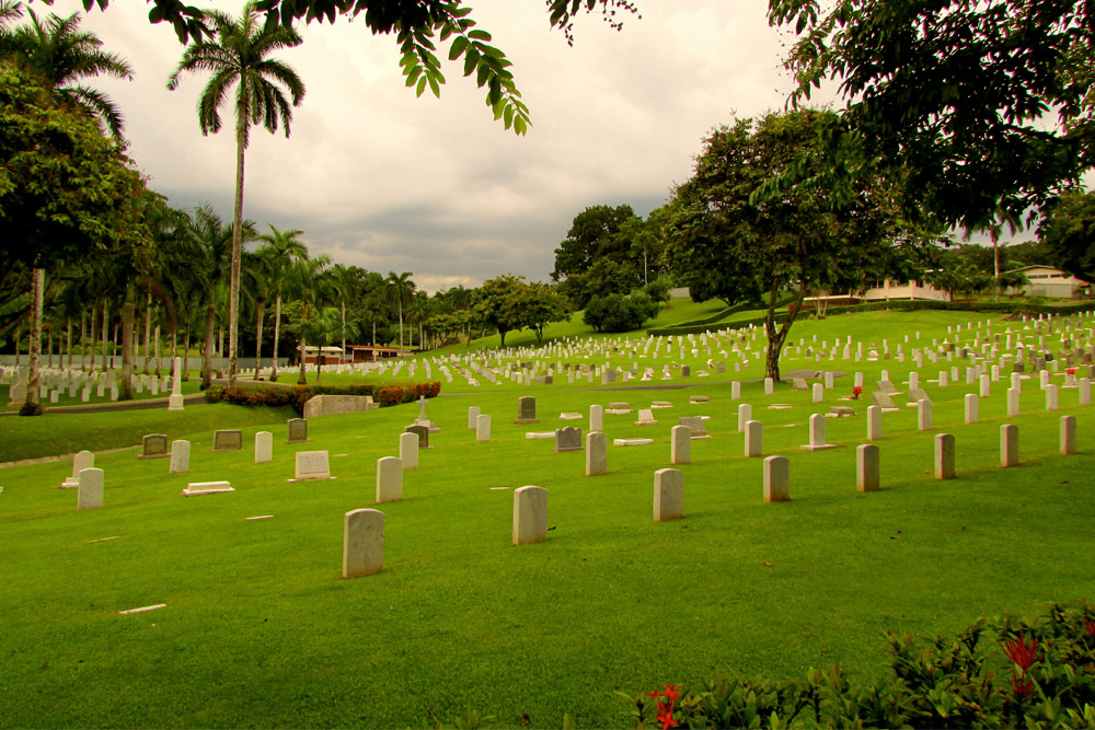 American Cemetery and Memorial Corozal