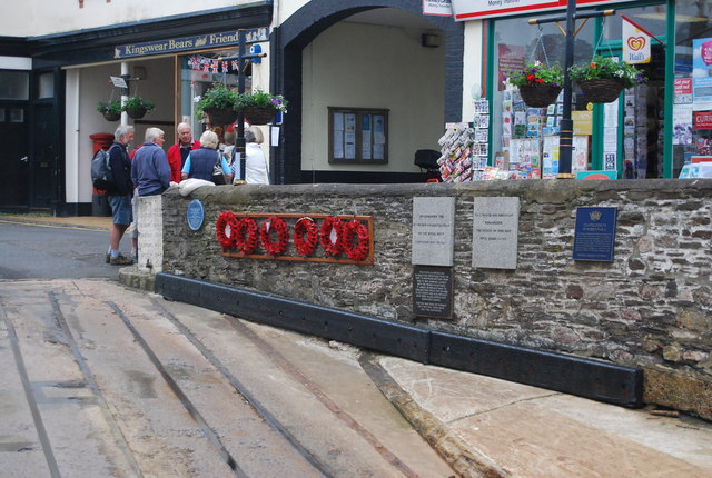Memorial 50th Anniversary D-Day & 15th Motor Gun Boat Flotilla