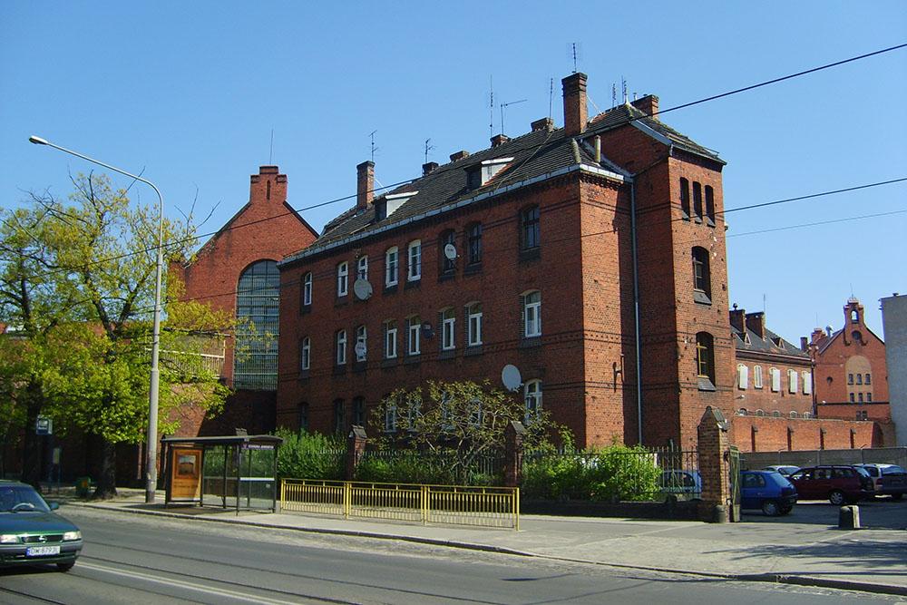 Gevangenis Nr. 1 Wroclaw