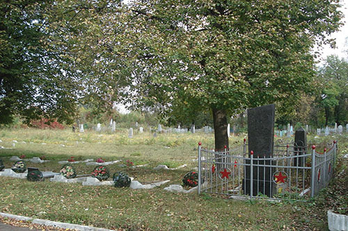 Soviet War Cemetery Berdychiv