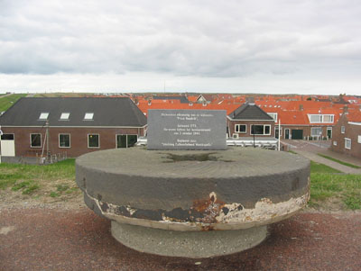 Memorial Bombardment Westkappelle