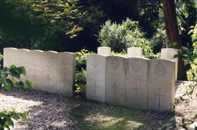 Commonwealth War Graves Tangier