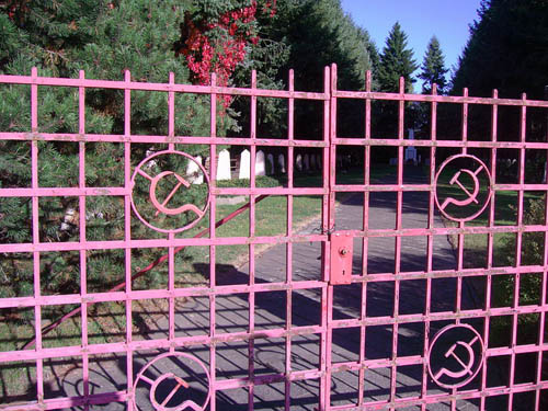 Soviet War Cemetery Forst
