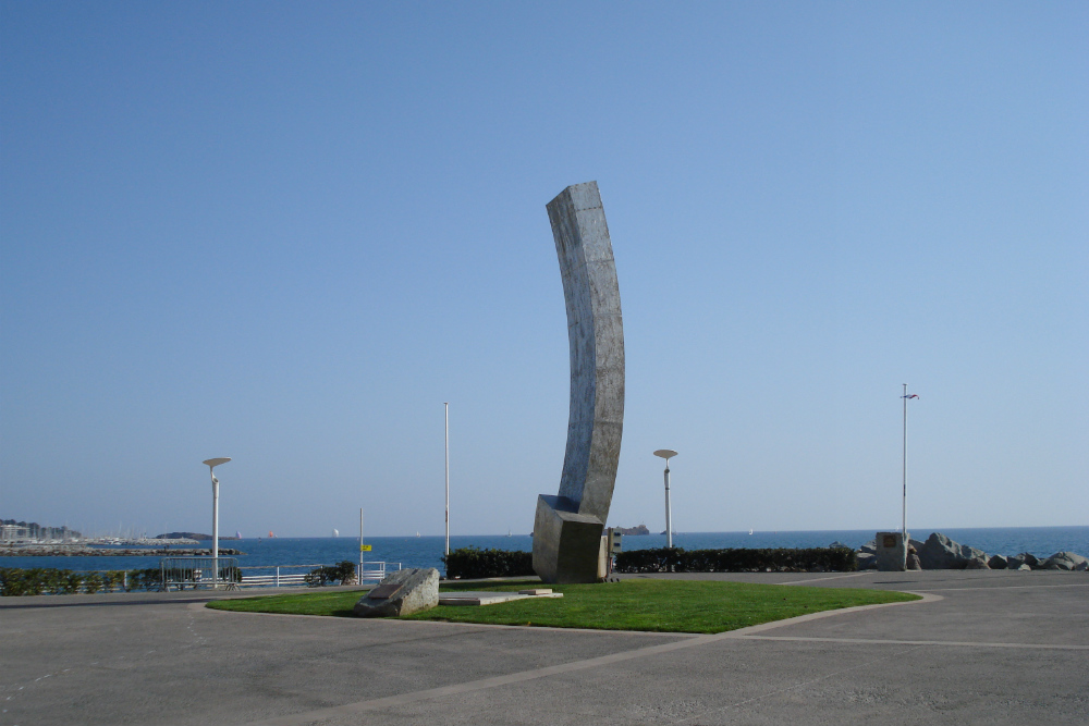 North-African Wars Memorial Saint-Raphaël