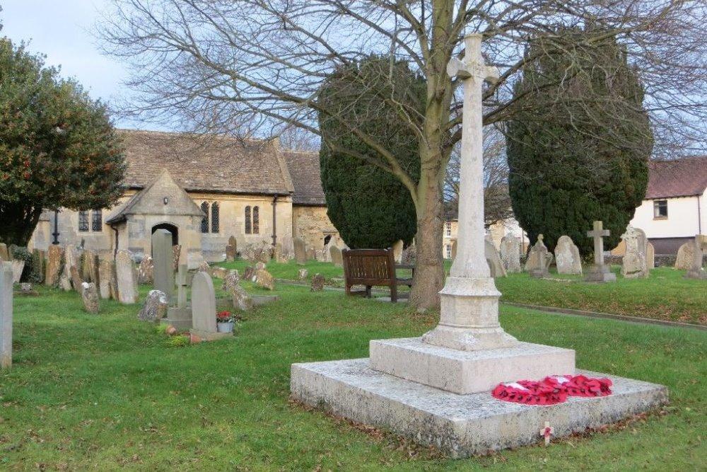 World War I Memorial Marston