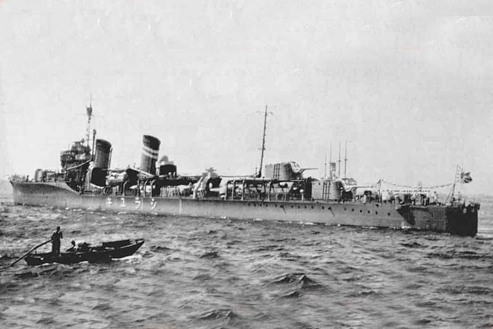 Shipwreck Shirayuki