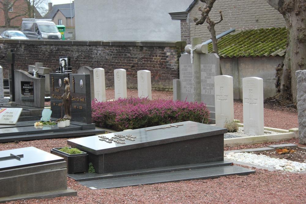Oorlogsgraven van het Gemenebest Ooike